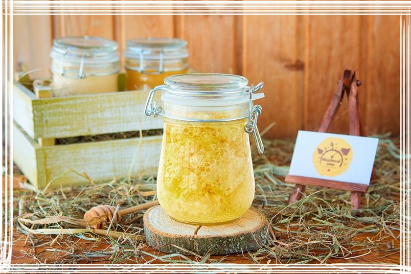 Забрус из цветочного мёда