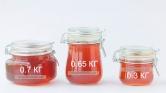 Мёд в стеклянной баночке 0,65 кг