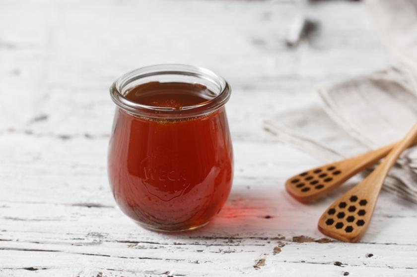 Каштановый мёд 2020 г.