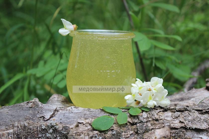 Фруктовые сады, акациевый мёд 2021 г.