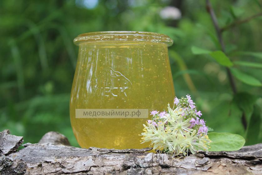 Лесной мёд 2020 г.