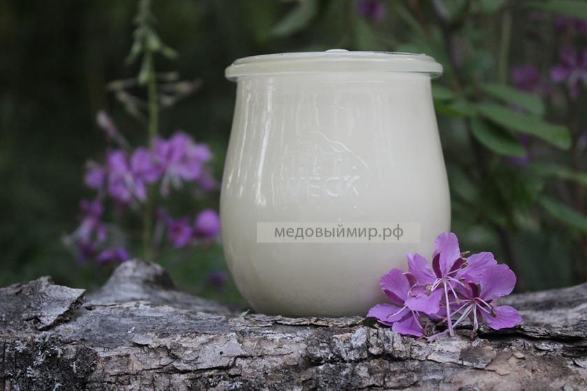 Кипрейный (иван-чай) мёд 2021 г.