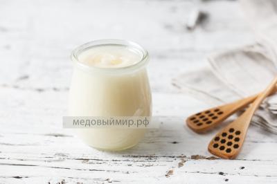 Мёд с маточным молочком 2018 г.